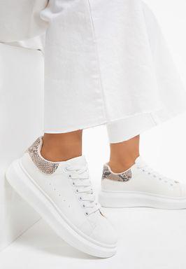 Γυνακεία Sneakers Aroche V2 ασπρα